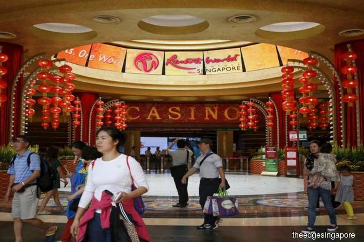 Low prices, possible turnaround mean Genting Singapore investors could soon hit the jackpot