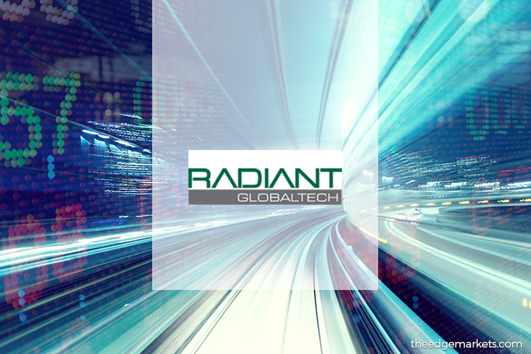 Stock With Momentum: Radiant Globaltech