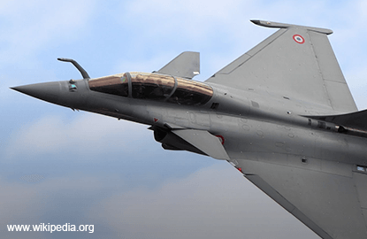 Malaysia says reviewing French proposal for Rafale fighter jets