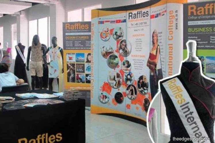 Raffles Education posts 3Q losses narrowed by 84% to S$0.6 mil