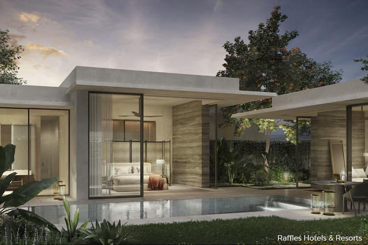 Singapore's Raffles Hotel to open luxury resort on Sentosa Island