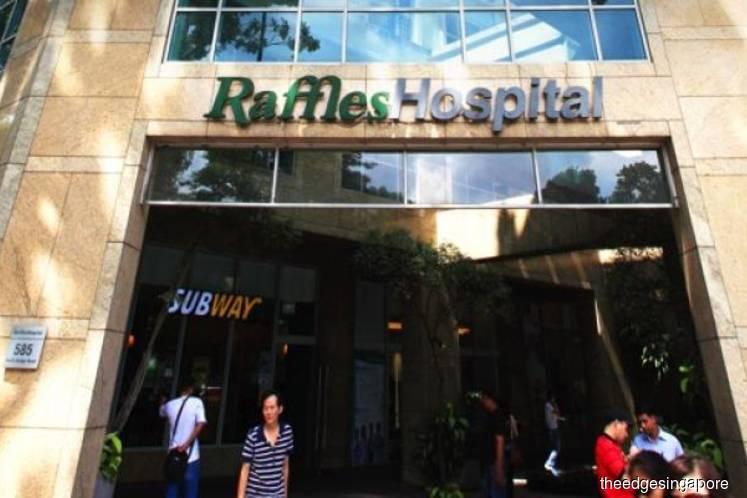 Raffles Medical expenses 2Q earnings kept steady at S$16.9m