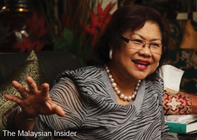 Rafidah says saddened, worried about the future