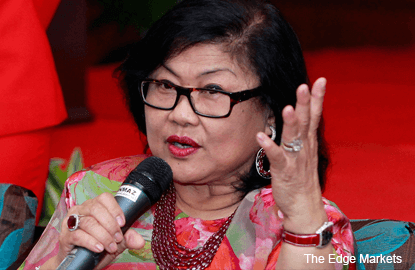 Rafidah: Don't politicise TPPA or else we'll be 'a frog under a coconut shell'