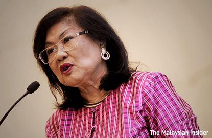 Accept criticism, remember emperor with no clothes, Rafidah tells Umno