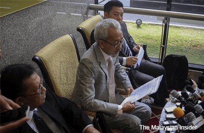 Amanah MP says restriction on journalists in Parliament coincides with budget vote
