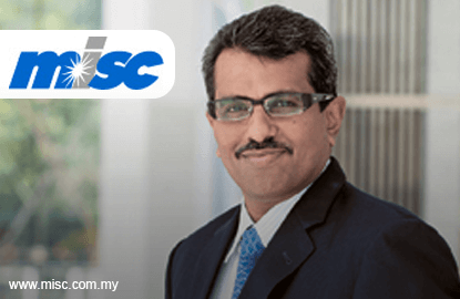 MISC's unit AET appoints Capt Rajalingam as new CEO
