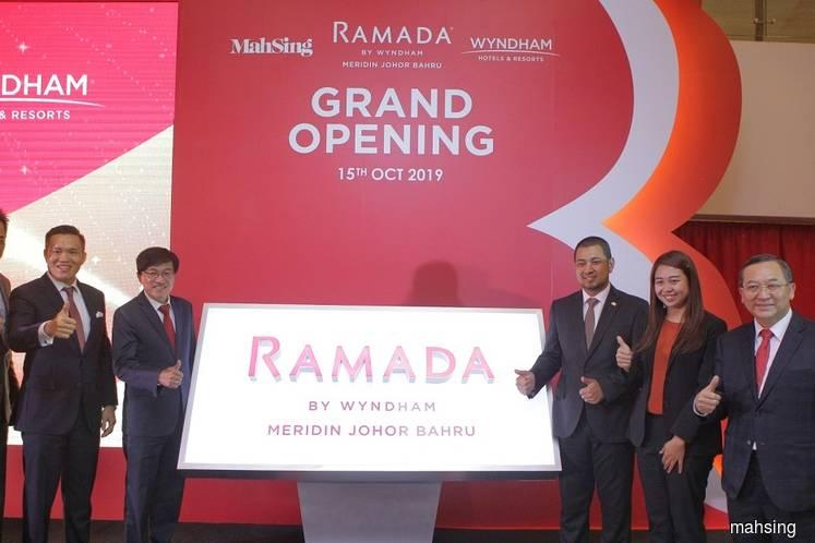 Ramada by Wyndham Meridin hotel in JB officially opens