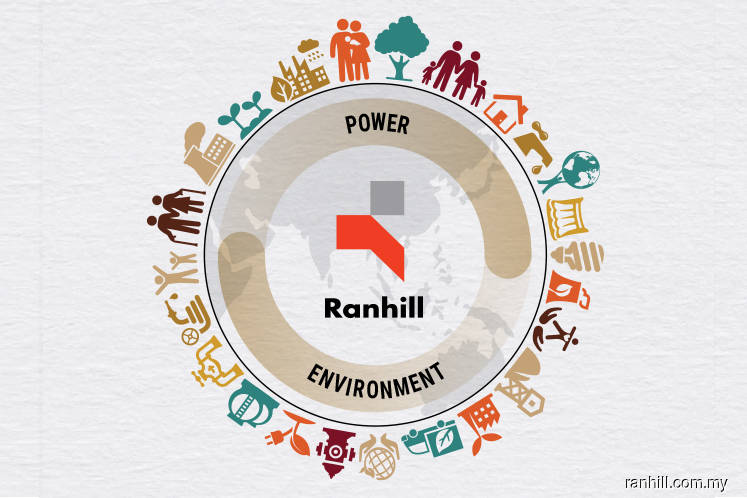 Ranhill up 4.41% on higher 2Q earnings