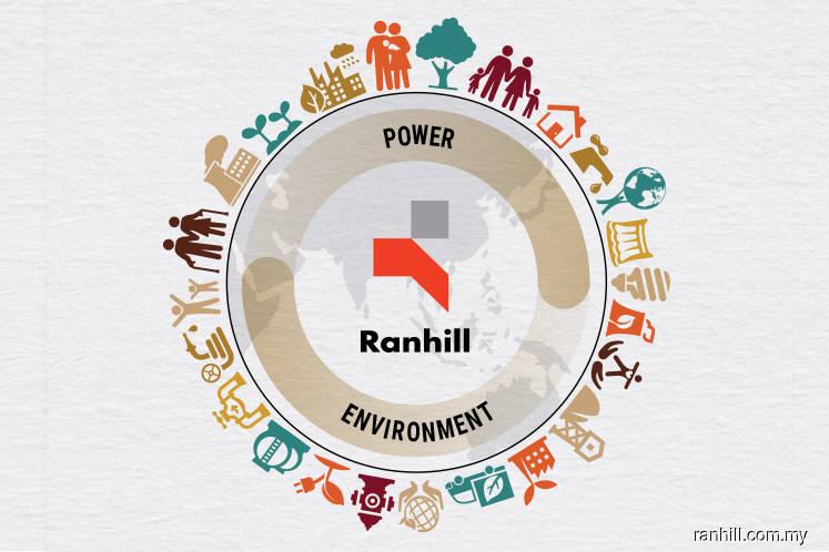 Ranhill 2Q profit up 21% on stronger water segment contribution