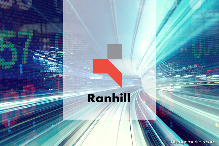 Ranhill 1Q net profit down 14.8% on lower revenue