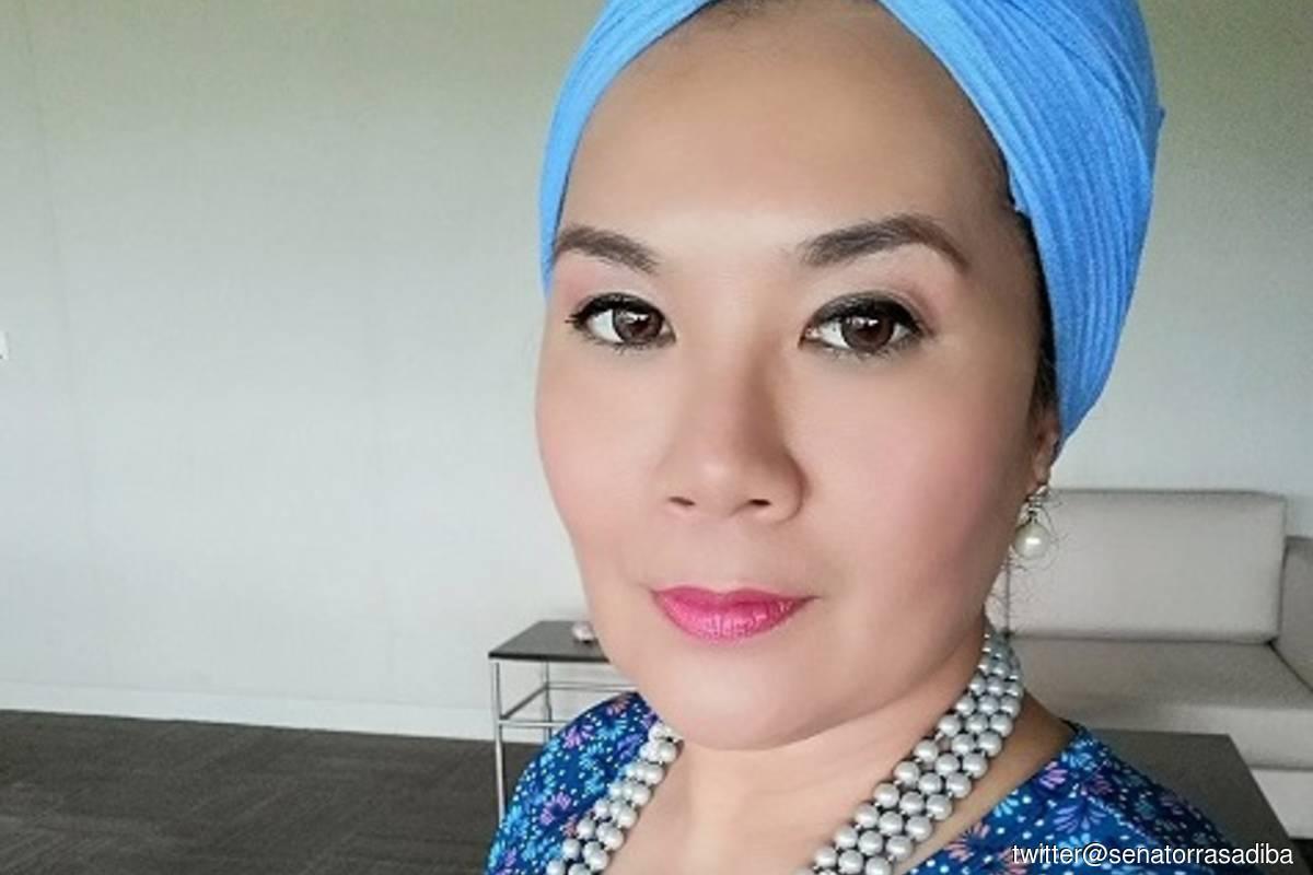 Senator Datuk Ras Adiba Radzi