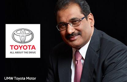 Ravindran named new UMW Toyota president