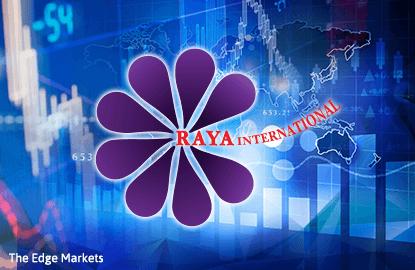 Stock With Momentum: Raya International