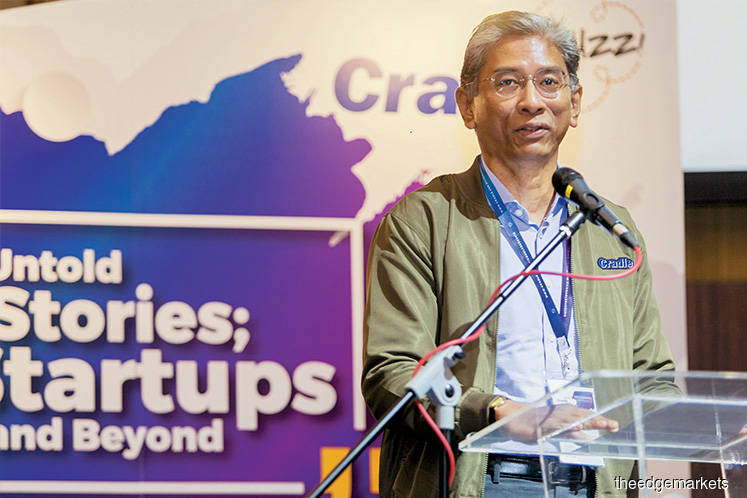 RM1.3b invested in start-up ecosystem — Cradle Fund