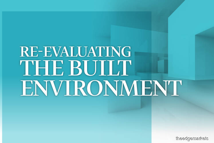 Cover Story: Re-evaluating the built environment