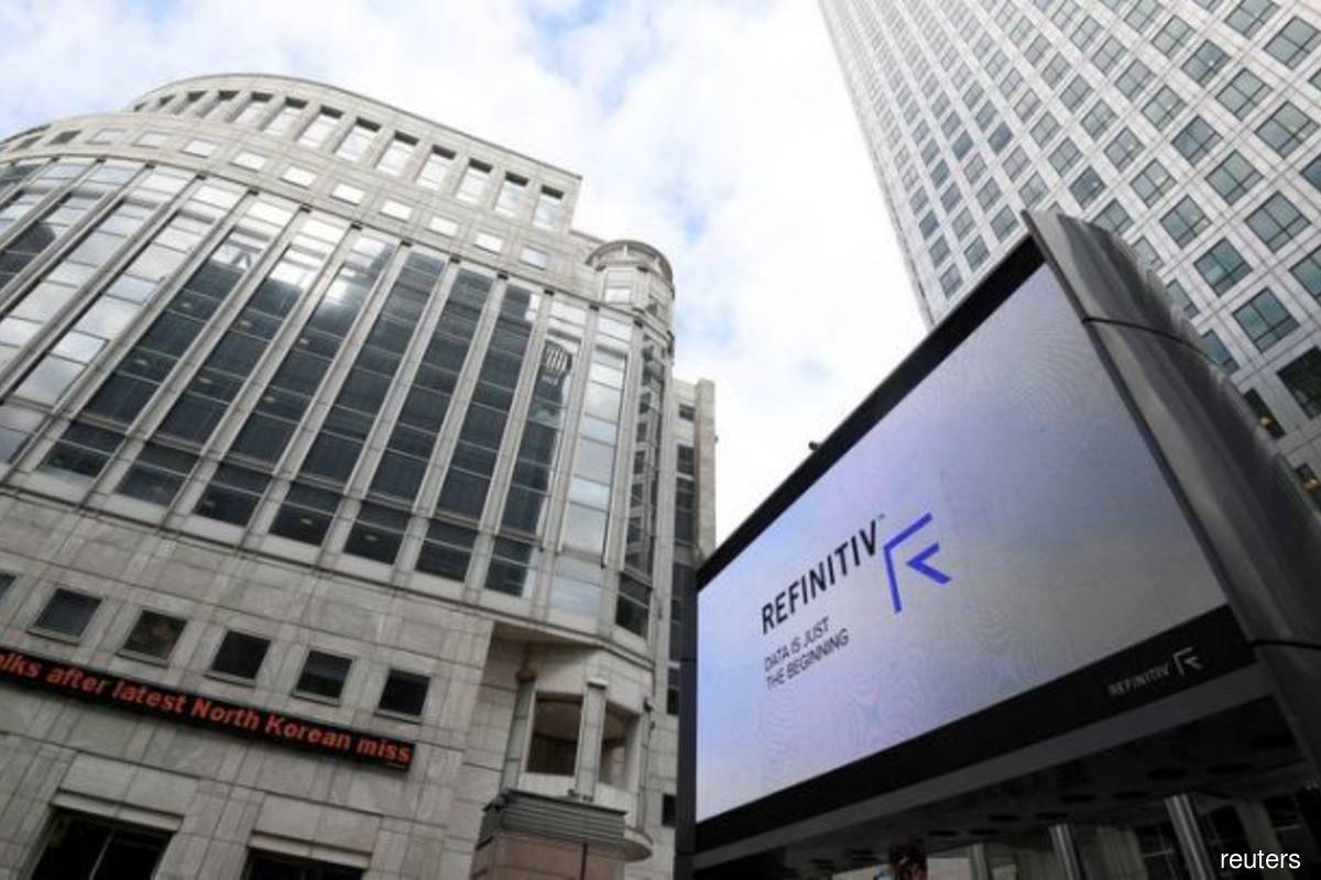 London Stock Exchange gets EU nod for US$27 bil takeover of Refinitiv