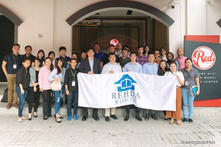 Rehda Youth holds first hospitality study tour