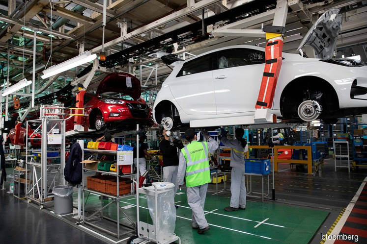 Renault rattled by threat from imports of Chinese electric cars