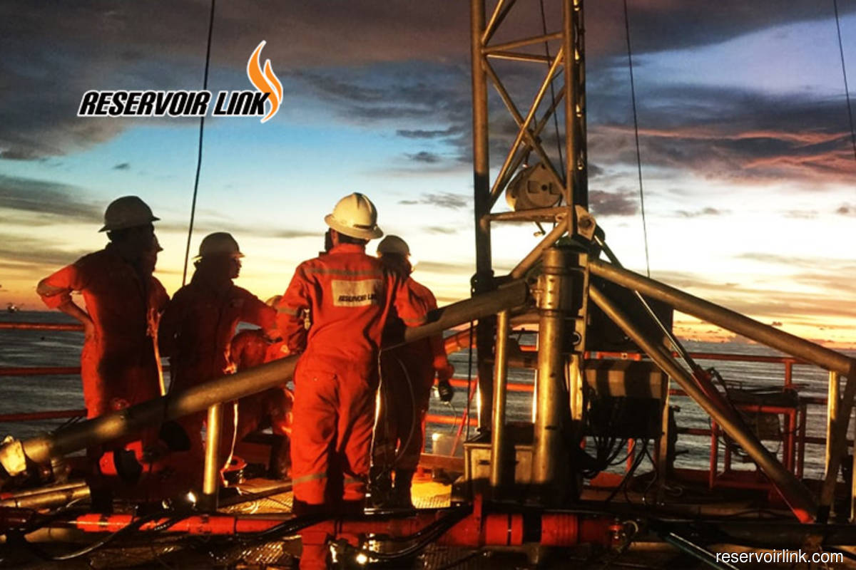 Reservoir Link Energy rises after securing contract from Petronas Carigali