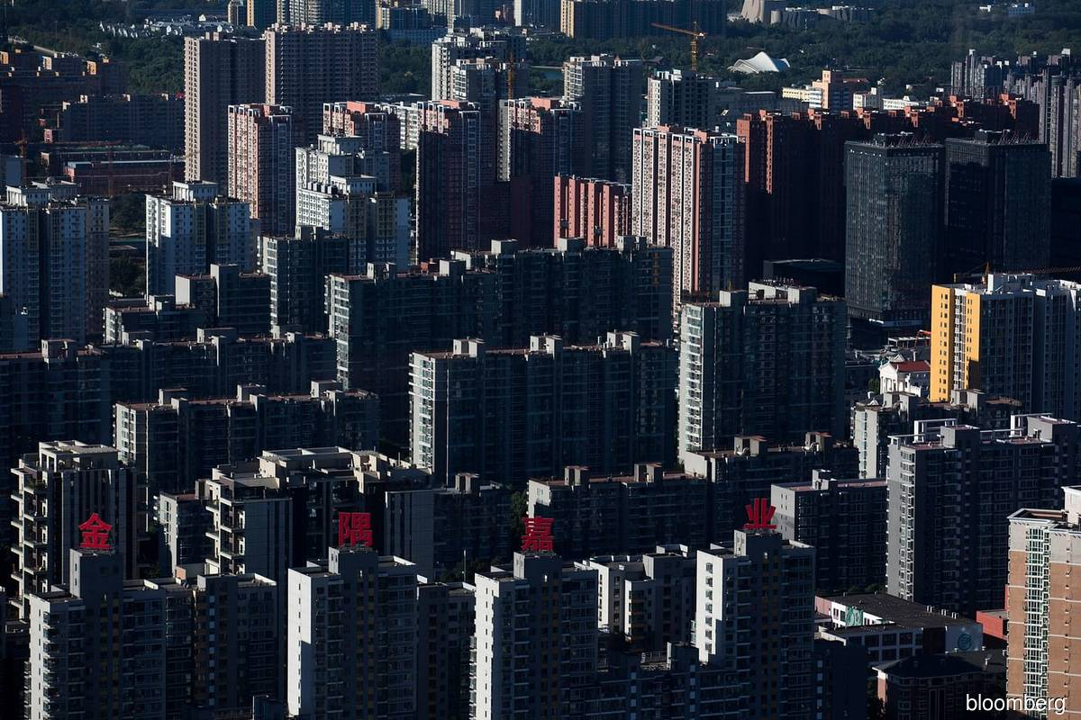 China home price growth accelerates as credit growth jumps