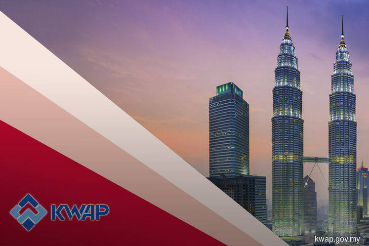 Malaysia's KWAP says 2017 gross income up at RM9.03b