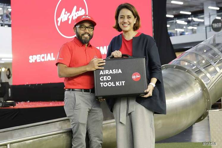 AirAsia appoints Riad Asmat as CEO