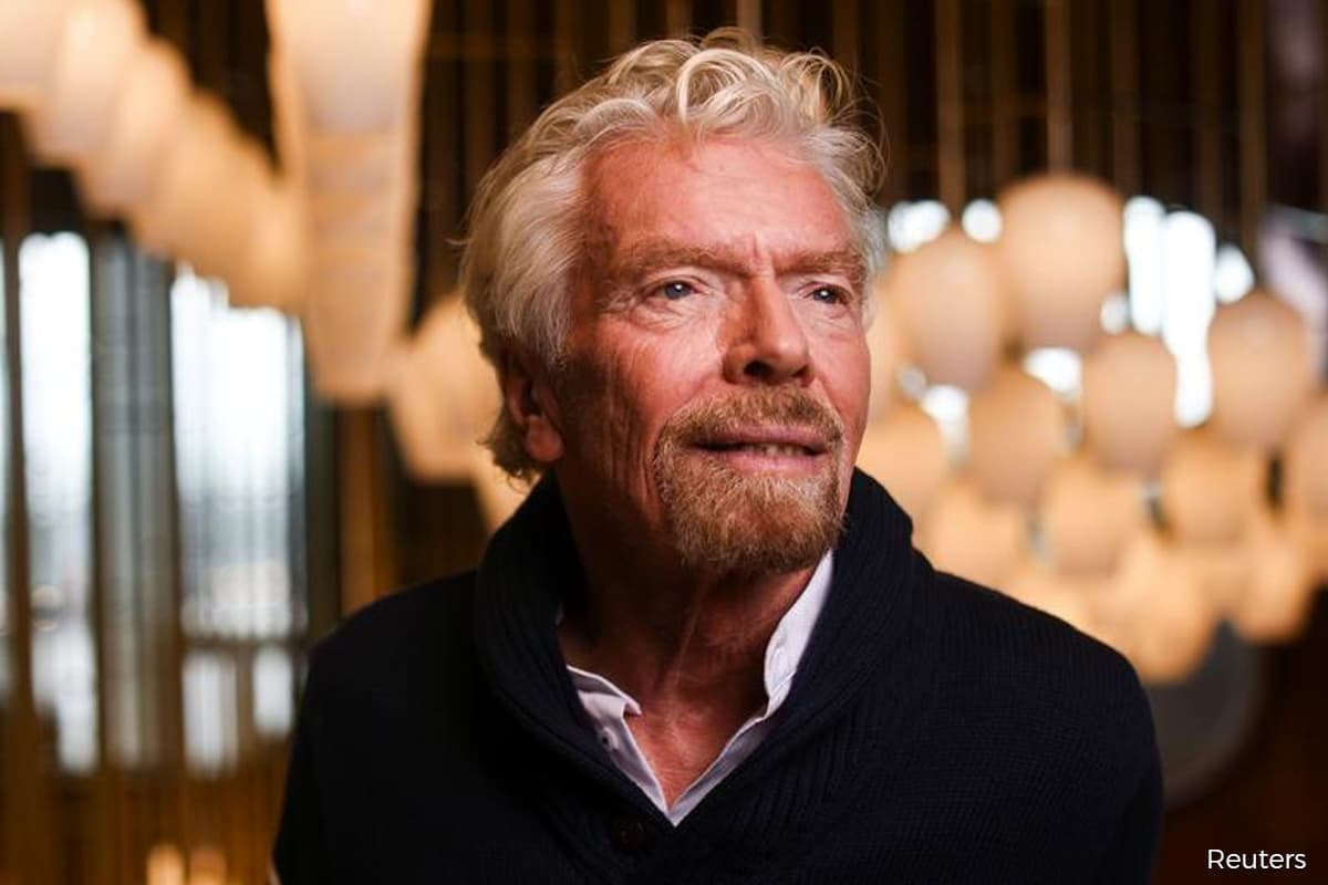 Richard Branson richer than ever from Reddit traders and space plans