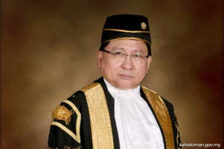 Malaysia says Richard Malanjum is country's new Chief Justice