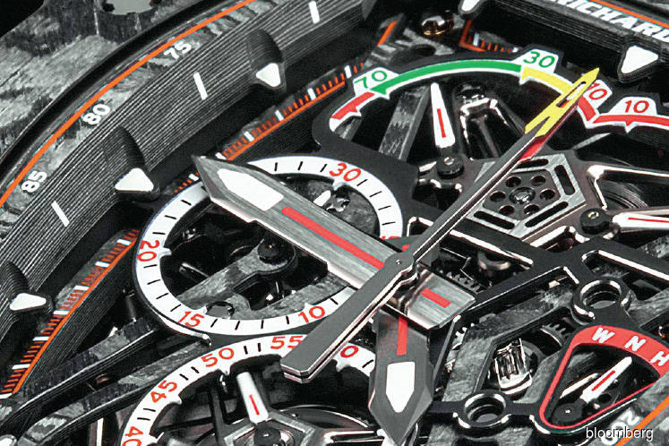 Watches: For thief of US$1.3m Richard Mille watch, options are limited