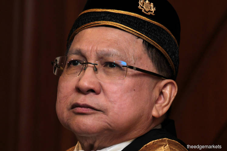Chief Justice: Malaysian court not 'court of the mob'