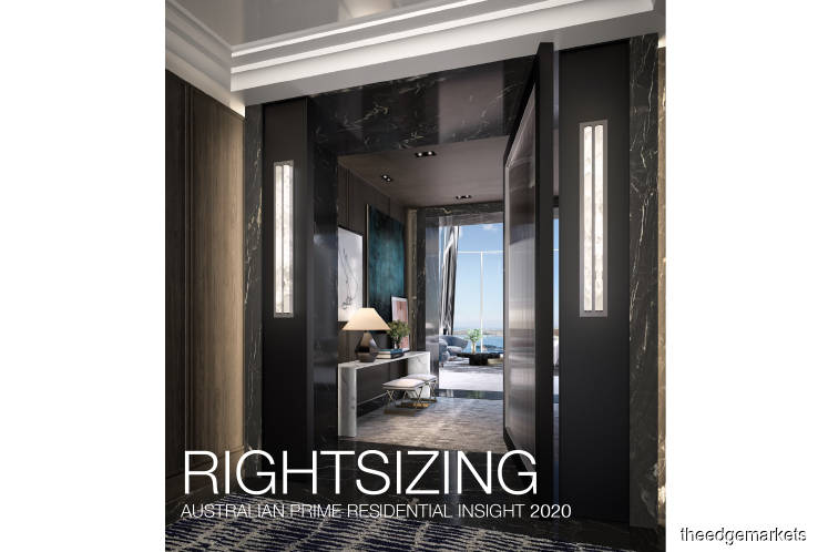 Rightsizing sees luxury apartments dominating Australian residential landscape
