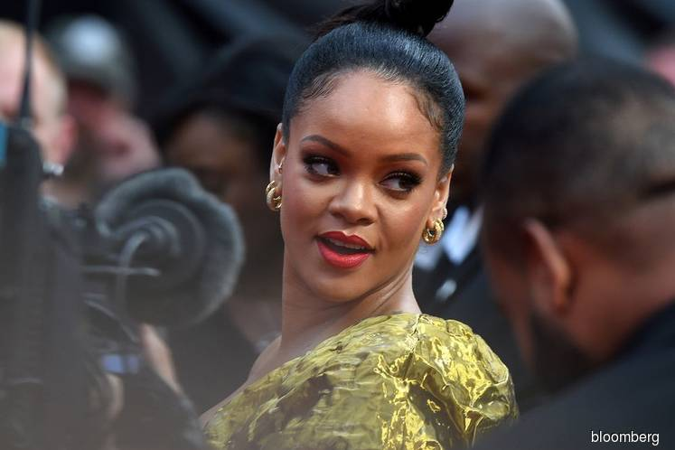 Rihanna's fashion label for LVMH opens for business in Paris