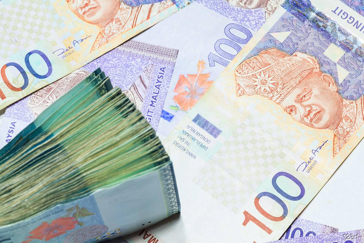 Ringgit opens slightly lower against US dollar