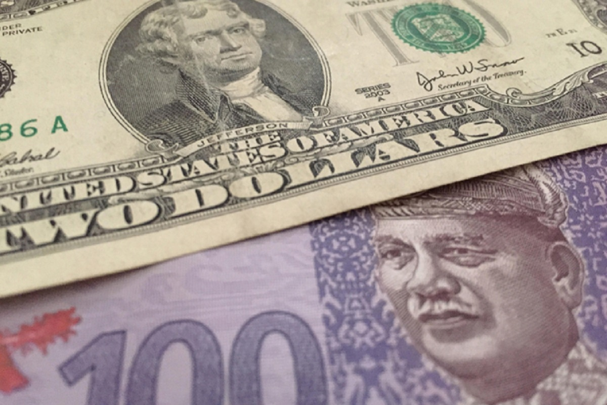 Ringgit opens firmer against the greenback