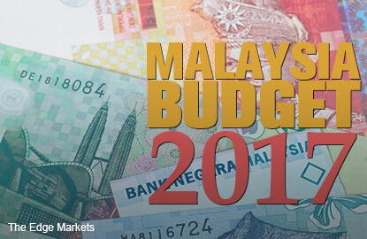 Budget 2017 goodies within expectation
