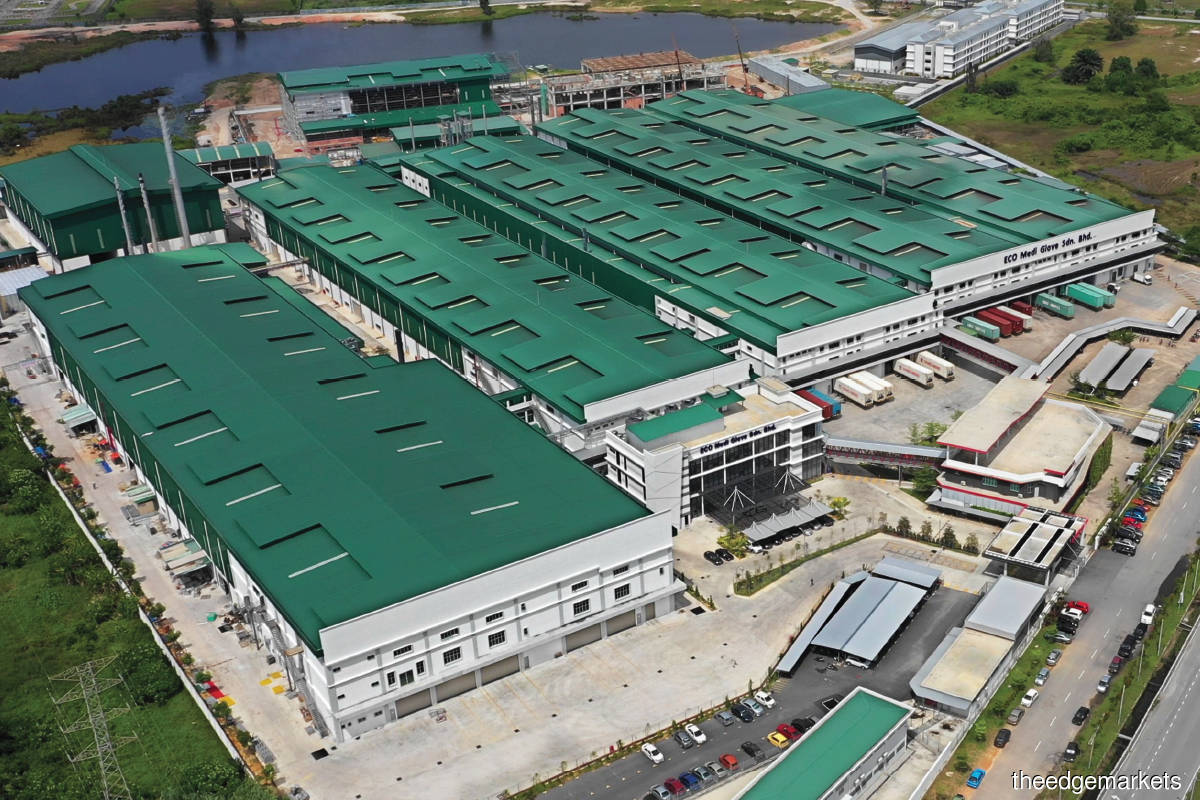 Riverstone is investing RM270 million to increase its production output by 4.5 billion pieces of gloves. (Photo by Riverstone Holdings Ltd)