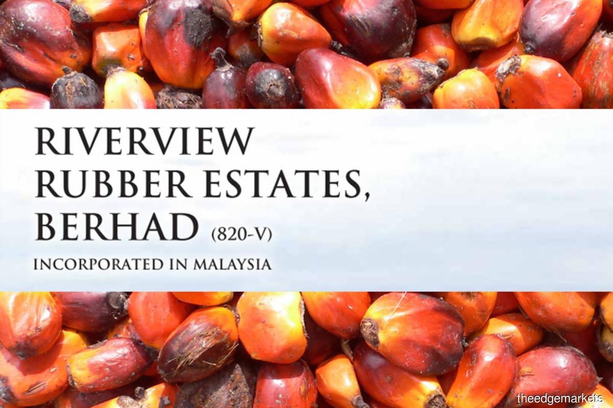 Riverview 3Q net profit jumps on higher oil palm prices