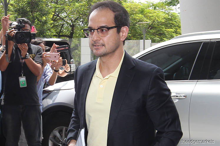 Round four for Riza Aziz at MACC over matters linked to 1MDB
