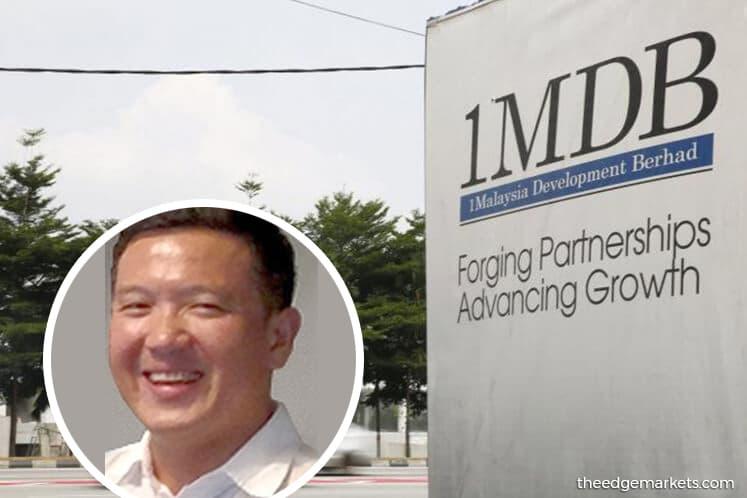 前高盛银行家Ng反对美国就1MDB案的引渡