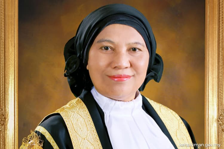 Rohana is new Court of Appeal president