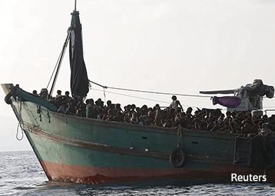 Rohingya-Boat_Reuters