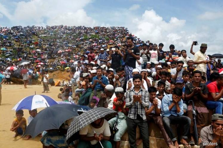 Myanmar already protecting Rohingya, ruling party says after World Court's order