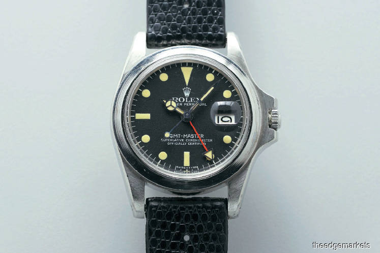 Watches: Marlon Brando's Rolex from Apocalypse Now in six-figure auction