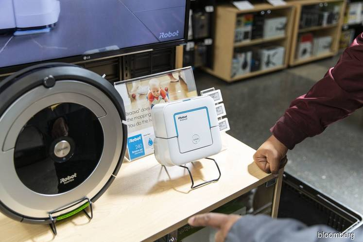 Roomba maker developing robot with arms that may do the dishes