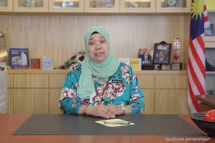 Roselindawati is Information Dept's first woman director-general