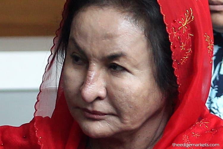 Lebanese jeweller suddenly withdraws RM60m suit against Rosmah
