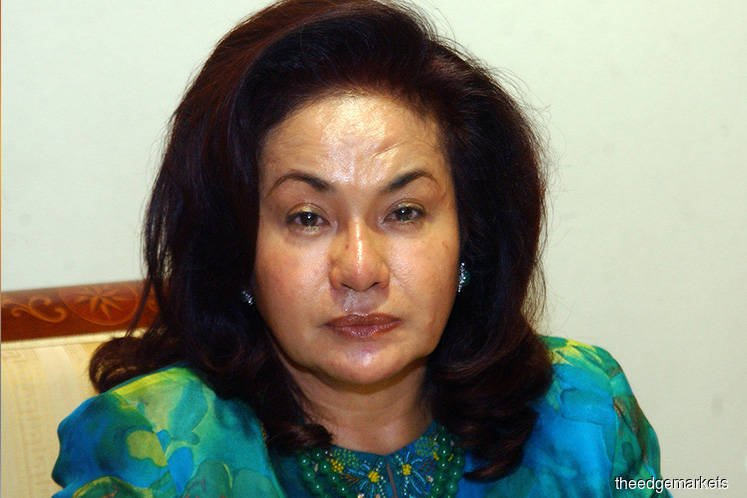 Rosmah is 'central actor' in 1MDB scandal — report