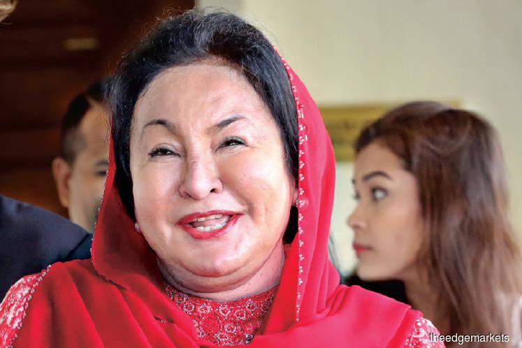 Najib's SRC Trial:  Rosmah's turn to be blamed by Najib