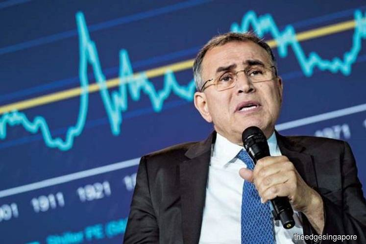 Five things Nouriel Roubini has to say about the global trade outlook